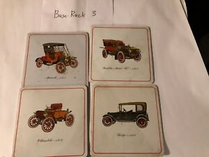 Vintage Ford Model D coaster or wall decoration Art Rare Maxwell DOdge