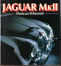 Jaguar Mk II by Wherrett inc. William Lyons, Mk I +  Restoration Osprey P/B