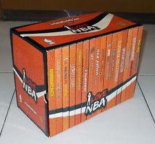 Box 16 dvd I LOVE NBA Basket Pallacanestro - Completo 2006 Gazzetta dello sport