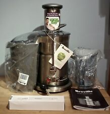 Breville 800JEXL Juice Fountain Elite 1000-Watt Juice Extractor New Opened Box