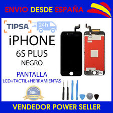 """PANTALLA PARA IPHONE 6S PLUS LCD + TACTIL NEGRO TOUCH DISPLAY AAA 5,5"""" RETINA"""