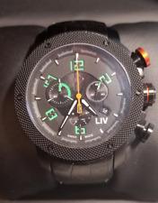 LIV Genesis X1 Chronograph Envy Green Watch 1210.45 1st Production