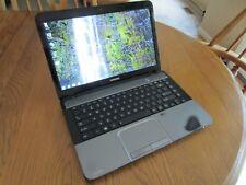 "Toshiba Satellite L840 14.1"" Laptop 2.40GHz i3 4GB RAM 500GB HDD WIN 7"