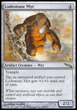 Lodestone Myr x2 Mirrodin MtG NM pack-fresh