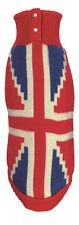 Bobby English red Dog sweater SIZE 22 XS BRAND NEW BOX84 48 Q