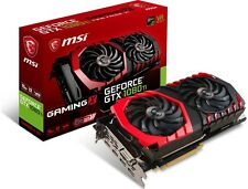 MSI GeForce GTX1080Ti Gaming X 11GB GDDR5X DVI 2xHDMI 2xDisplayport [GTX 1080Ti
