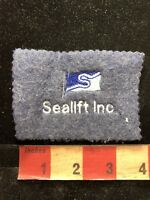SEALIFT INC. Advertising ( Is It A Patch ?) Embroidered Cloth S83I