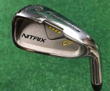 Pinemeadow Nitrix CS Apollo Steel Shaft Regular Flex Right Handed Single 6 Iron