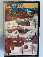 Merry Christmas Goulet Mathis Conniff Vinton (Cassette)