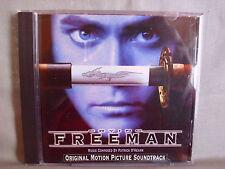 Crying Freeman- OST by Patrick O´Hearn- ARIOLA 1996