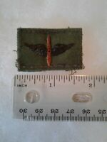 Authentic US Army Air Corps Propeller Insignia Patch