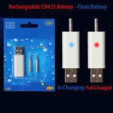 leicht wiederaufladbar CR425 Batterie Fischen Treiben Batterie USB Schnellladung
