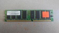 M2U51264DS8HC3G-5T Elixir 512MB PC3200 DDR-400Mhz non-ECC Unbuffered 184pin DIMM