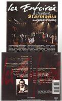 LES ENFOIRES 1993 : chantent starmania CD ALBUM jean jacques goldman