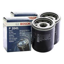 2x Original BOSCH Ölfilter Oelfilter Oil Filter Motorfilter // 0 986 452 041