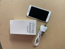 Samsung Galaxy S6 Edge SM-G925V - 32GB - White Pearl (Verizon) Smartphone