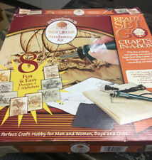 Used Walnut Hollow Introduction To Wood Carving Kit - Tested & Works
