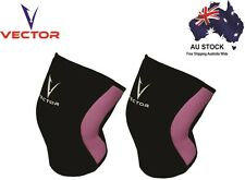 Compression Knee Sleeves 5mm Neoprene heavyduty for Weightlifting or any workout