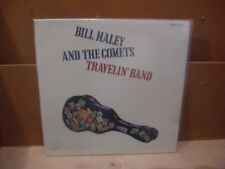 1972 BILL HALEY & THE COMETS LP JANUS / Travelin' Band ORIG PRESS SEALED