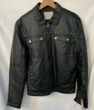 Converse One Faux Leather Jacket, Size Small