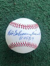 ST. LOUIS CARDINALS RED SCHOENDIENST SIGNED BASEBALL JSA COA HOF AUTOGRAPH MLB
