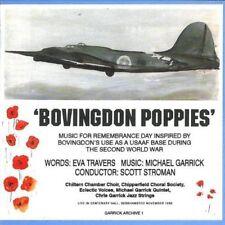 GARRICK MICHAEL - Bovingdon Mohnblumen NEUE CD