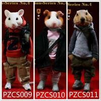 "Presale Mr.Z 7"" Pocket Zootopia Collection Series No.4 Animal Mini Figure Model"