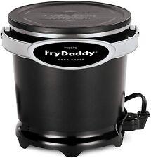Presto 05420 FryDaddy Electric Deep Fryer - Black