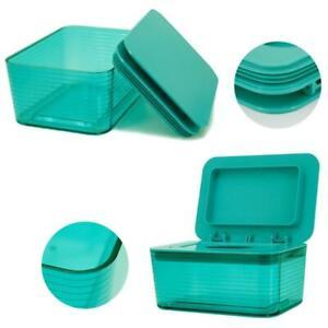 Baby Wipes Dispenser Tissue Napkin Storage Box Dustproof Container Case Holder