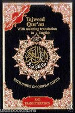 Tajweed Quran with English Translation and Transliteration (Uthmani Script)