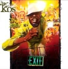 K-OS - Exit (CD 2003) USA Digipak EXC-NM Underground/Alternative/Conscious Rap