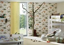 DINOSAUR MONSTER BOYS CHILDRENS KIDS ANIMAL WALLPAPER A.S.CREATION 93633-1