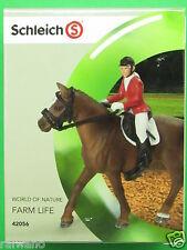 Schleich 42056 Farm Life Springreitset ( ohne Pferd ) Blitzversand per DHL-Paket