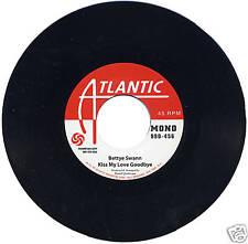 """Bettye Swann """"Kiss My Love adiós"""" 2 Killer lados Soul del norte"""