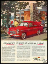 1960 vintage ad for English Ford