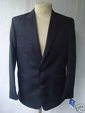48R 40W NWT Mens Western Wear Suit Navy Worsted Fiber