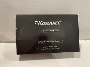 KOOLANCE VID-NX980 GPU Waterblock