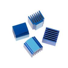 4Pcs Stepper Motor Driver Heat Sink For LV8729 TMC2100 DRV8825 3D Printer Parts