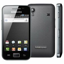 Samsung GALAXY Ace Black ANDROID S5830i Unlocked 3G Smartphone Whatsapp Mobile