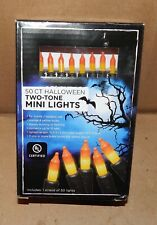 Halloween Mini Lights Many Types You Choose Orange Colors Micro Garland 186I