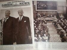 Photo article Harold MacMillan and Hendrik Verwoerd South Africa 1960 ref AV
