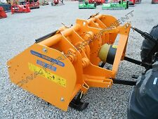 "Spader, Spading Machine, 10' Selvatici: Spades 14"" Deep w/Pto Power, 3Spd Gbox!"