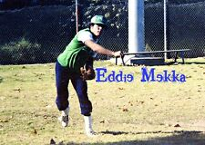 Mda Celebrity Softball Game 1978 Candid 4 X 6 Photo #18 Eddie Mekka