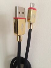 3.1A Rapid Charge Fast Data Sync Lead USB Cable for iPhone5/5s/5c/6/6+ iPad iPod