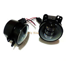 30W 1440LM LED Fog Lamp DRL for Jeep Wrangler Dodge Journey Chrysler 300 PT etc.