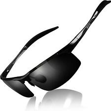 fa53c84ae302 Duco Men s Driving Sunglasses Polarized Glasses Sports Eyewear Fishing Golf  Uv