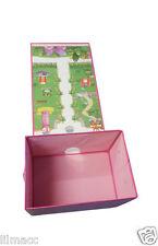 Caja de juguete plegable con implementar estera del juego para Niños con Juguetes – Caja de Casa de Muñecas