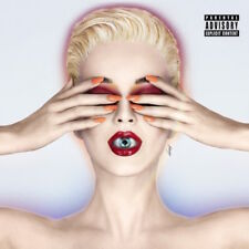Katy Perry WITNESS 5th Album LIMITED EDITION Gatefold NEW RED COLORED VINYL 2 LP