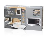 Tommee Tippee Baby Monitor with Movement Mat + Video with Infrared Night Vision