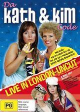 Da Kath & Kim Code + Live In London Uncut : VERY GOOD CONDITION DVD